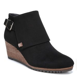Dr. Scholl's Shoes Create Ankle Boot, Black size 8
